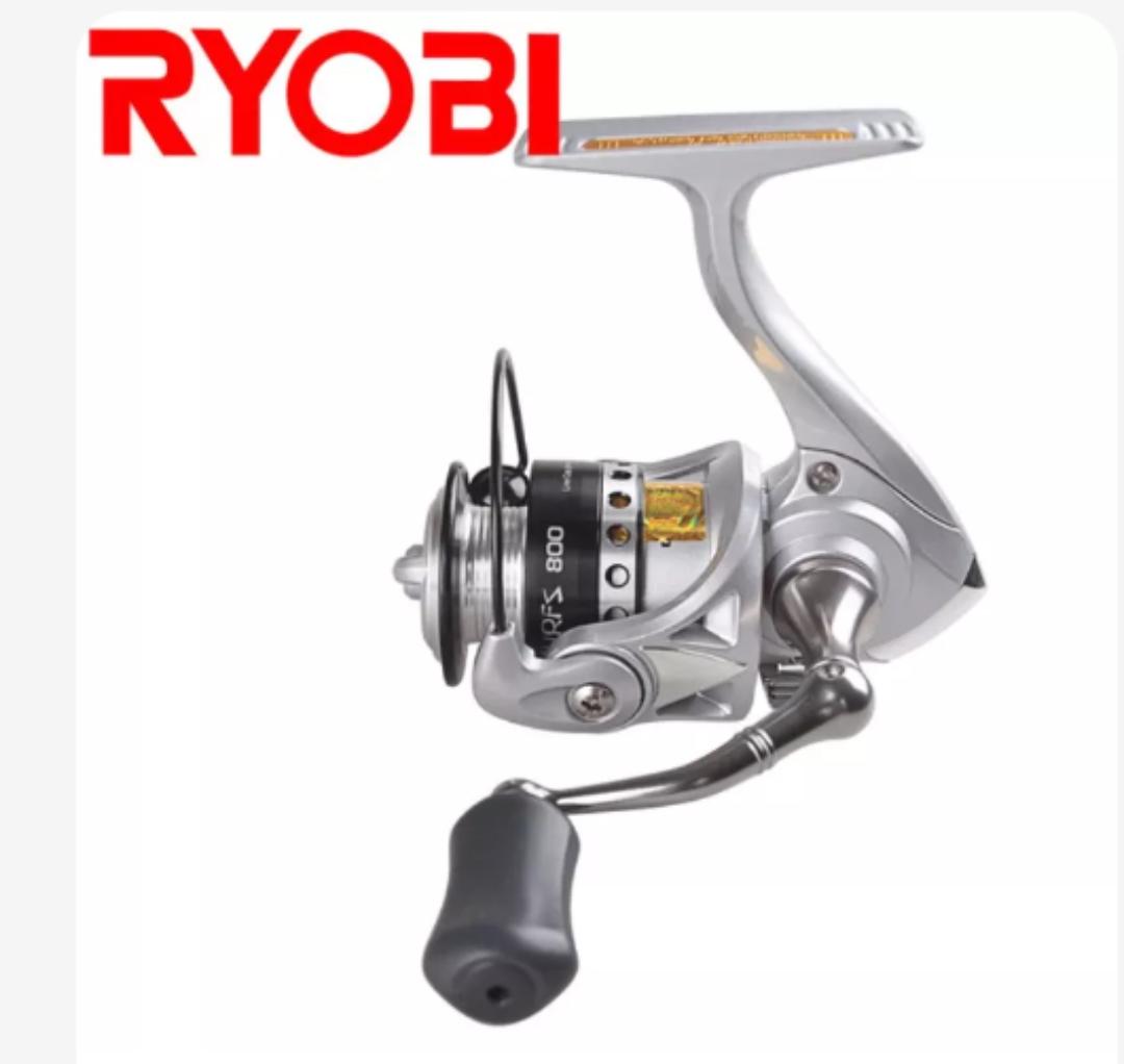 ทำไมรอก ryobi smurf  ไม่มีในไทย