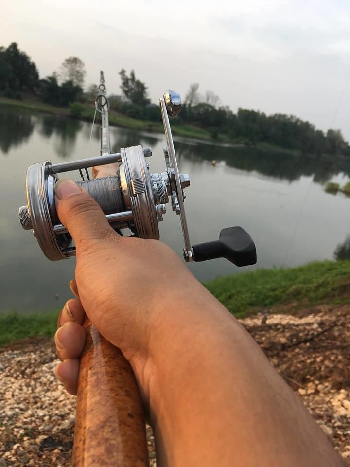 รบกวนขอเทคนิคและเหยื่อตก ปลาน้ำเงิน กับ ปลากรายแม่น้ำน่าน(น้ำไหล)*ปลาเคี้ยวมาก*