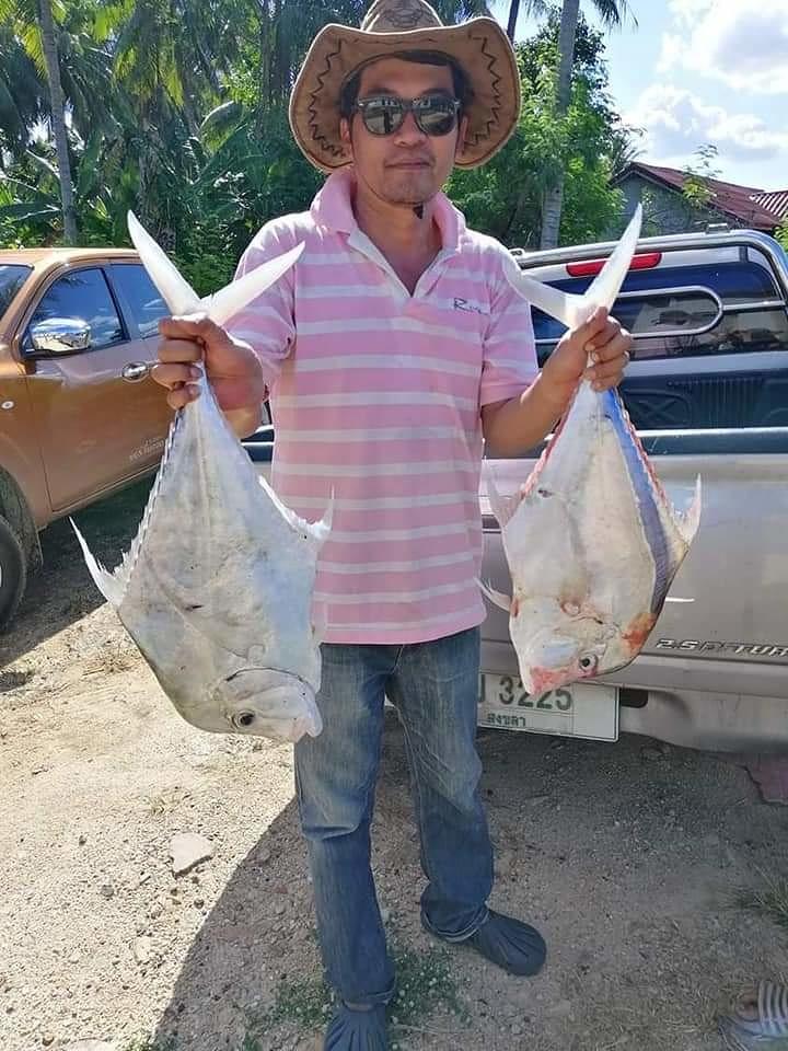 ออกเลหัดตกปลาโฉมงาม... _^^_