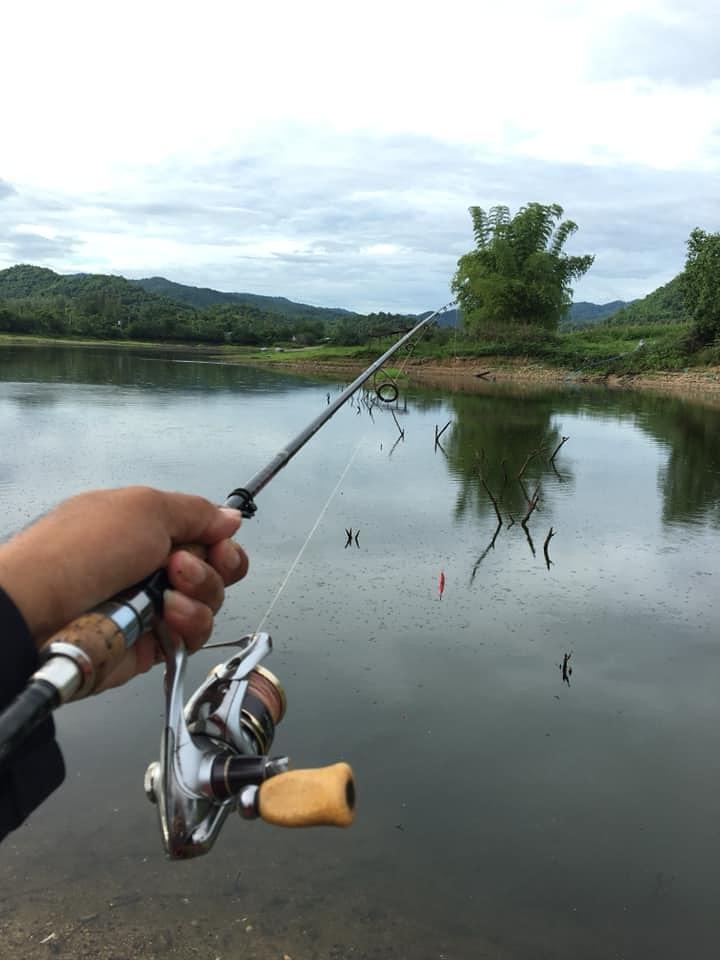 วันว่างก็ตกปลา