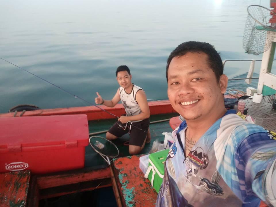 โพสแรกของผม กับ ไต๋หนึ่ง คนดังแห่งเกาะสีชัง ครับ