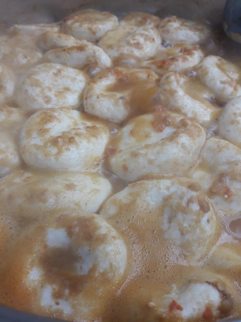 ขนมจีนน้ำยาป่า (khanom jīn nām yā pā)