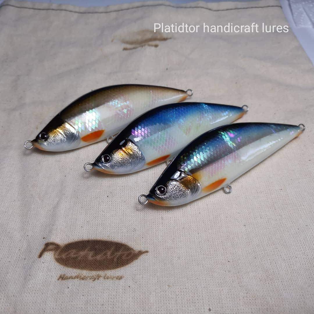 Platidtor handcraft lures