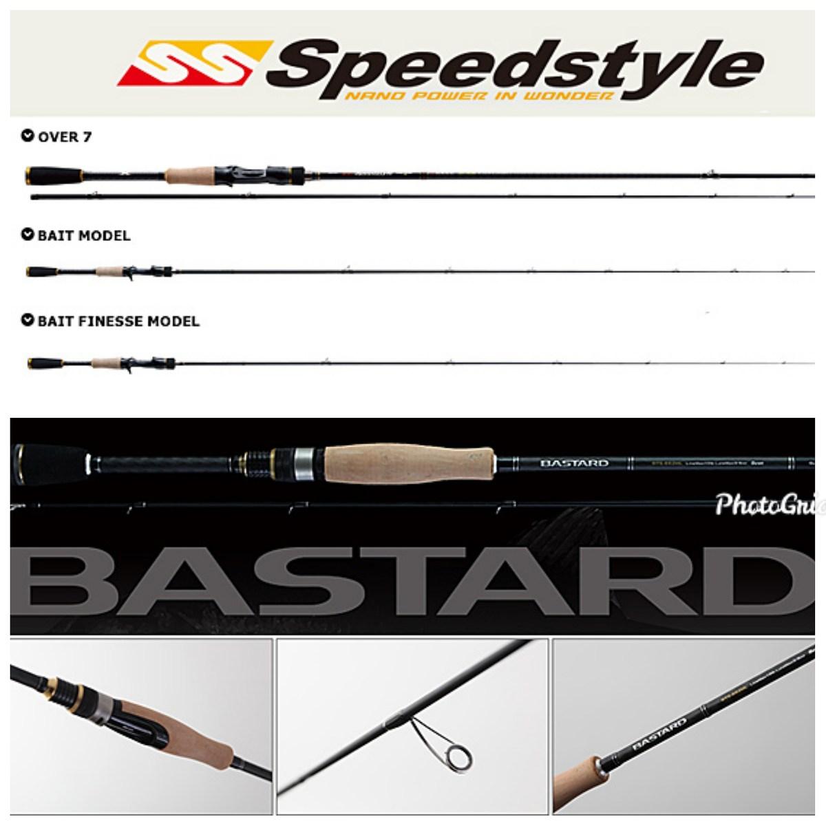 Speed style VS Bastard
