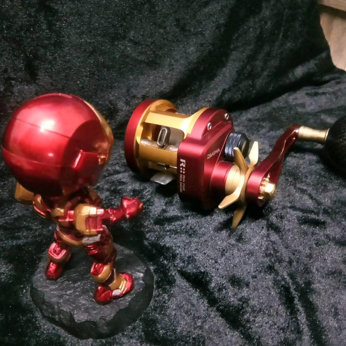 RYOGA 1012  Ironman