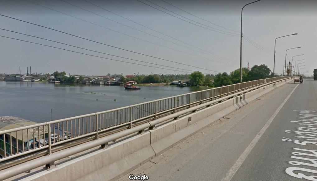 หมายใต้สะพานปทุมธานี