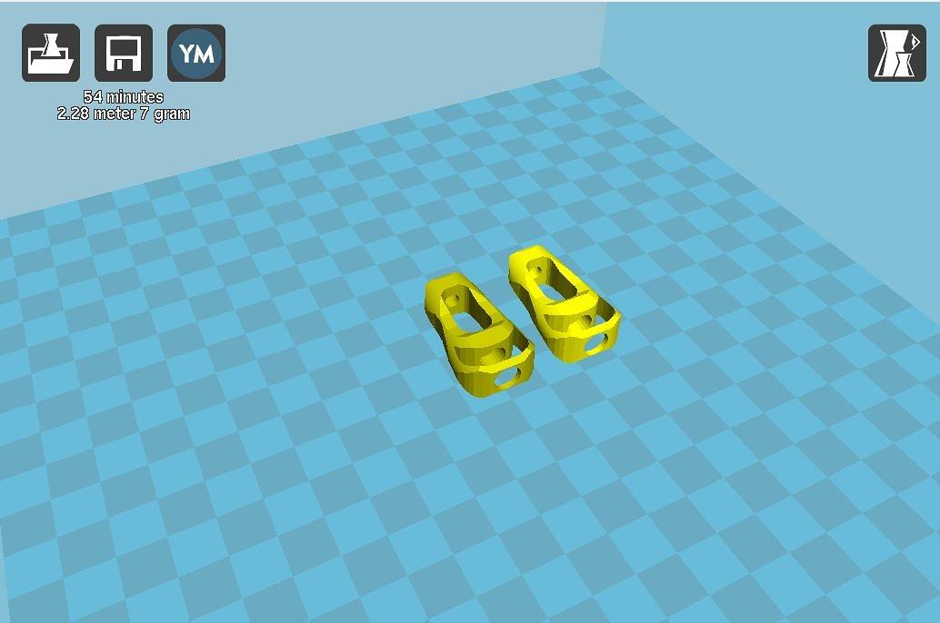 ทำ knob ใช้เองใน 2ชั่วโมง (3D print)