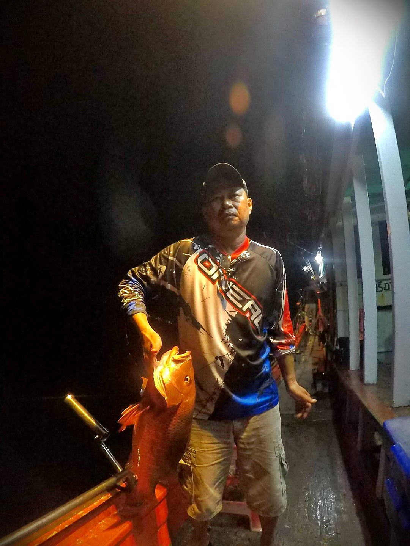 ### กักตัวในทะเล 3 วัน 3 คืน ###