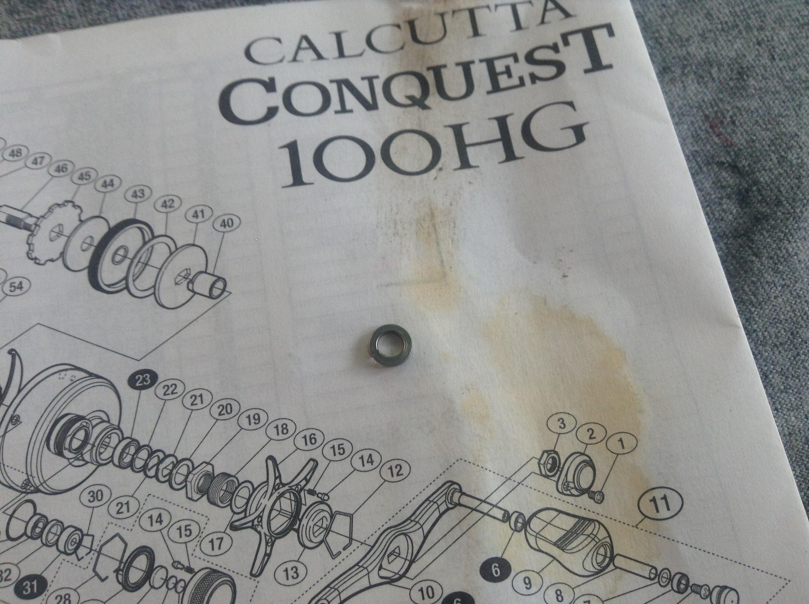 แหวตัวนี้ของconquest 100hg ปี2014