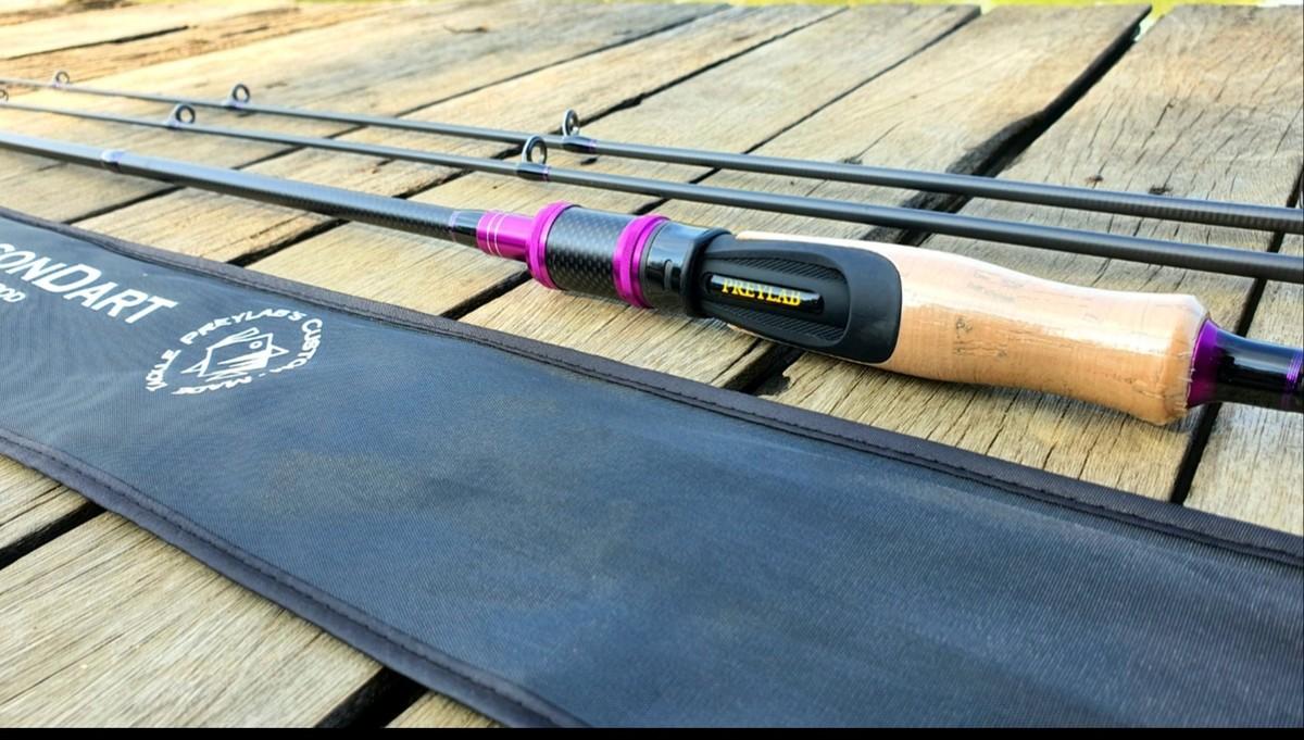 คัน The Poison Dart Max16/20lbs PREYLAB's custom rod