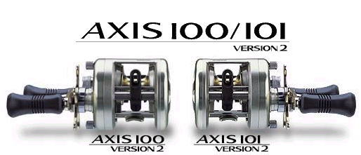 Shimano AXIS 100/101 VERSION 2