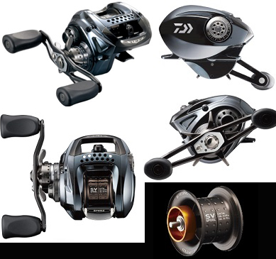 Daiwa Steez Limited SV 2014